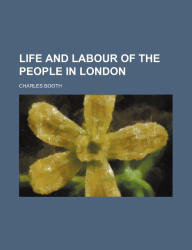 9781154338201: Life and labour of the people in London