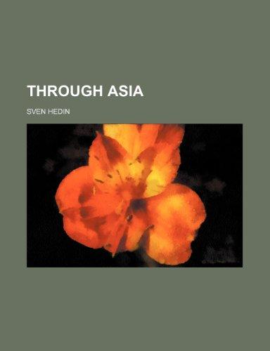 9781154339598: THROUGH ASIA
