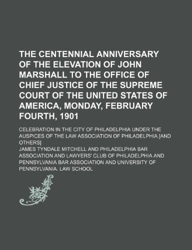 a biography and life work of john marshall fourth chief justice of the supreme court of the united s Courtroom friezes: south and north walls 1835) fourth chief justice of the united states  madison stated that the supreme court of the united states had the.