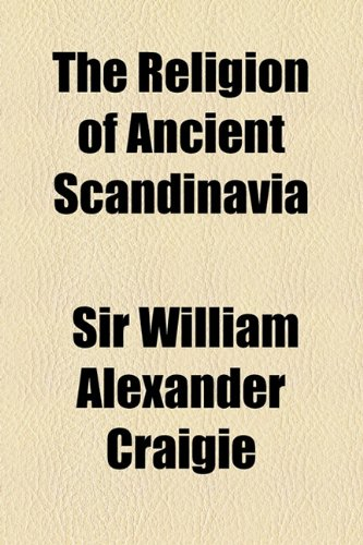 9781154598759: The Religion of Ancient Scandinavia