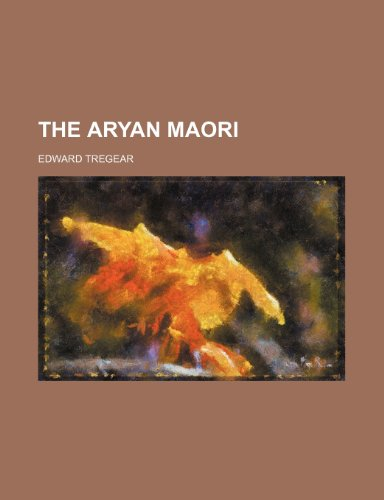 9781154632583: The Aryan Maori