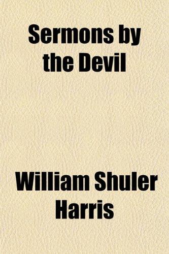 9781154844566: Sermons by the Devil