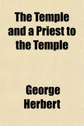 9781154866209: The Temple and a Priest to the Temple