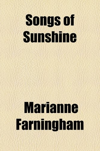 9781154919080: Songs of Sunshine