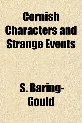 9781154957198: Cornish Characters and Strange Events