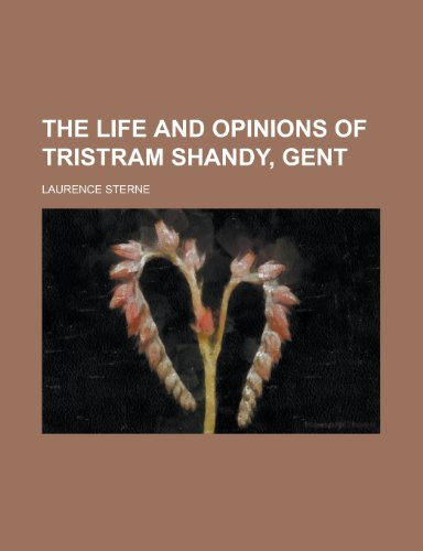 9781155045177: The Life and Opinions of Tristram Shandy, Gent