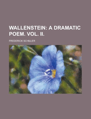 Wallenstein (1155066022) by Schiller, Frederick