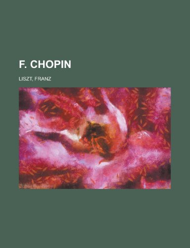 9781155130729: F. Chopin (French Edition)