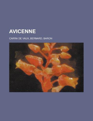 Avicenne - Carra De Vaux, Bernard