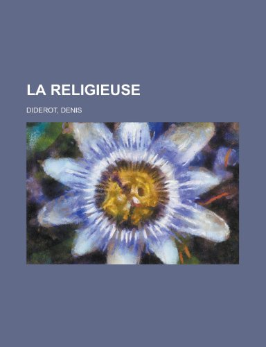 9781155132204: La Religieuse (French Edition)