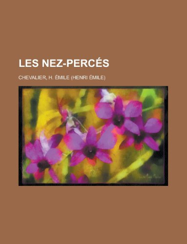 9781155133904: Les Nez-Perces (French Edition)