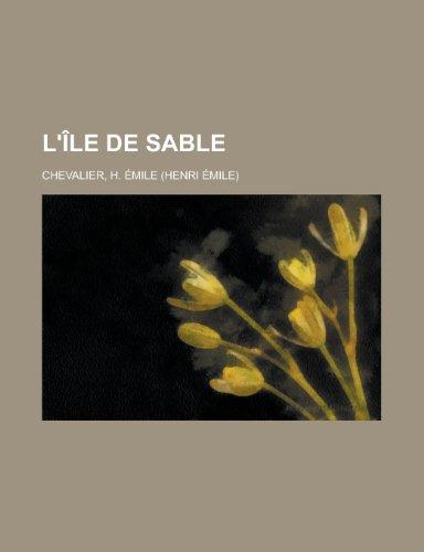 9781155134239: L'Ile de Sable