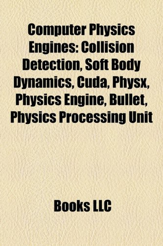 9781155341101: Computer Physics Engines: Collision Detection
