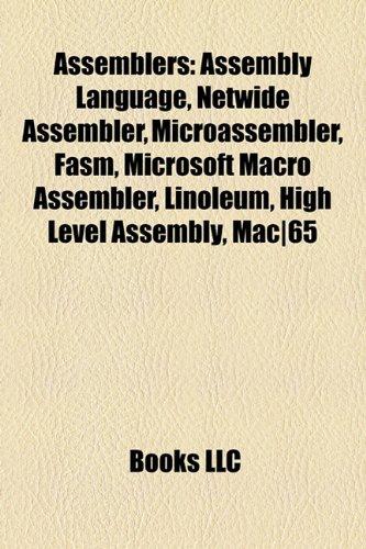 9781155424194: Assemblers: Assembly Language, Netwide