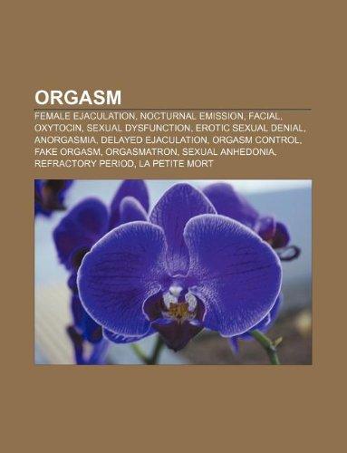 Nocturnal orgasms female