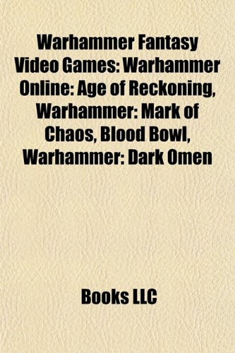 9781155593524: Warhammer Fantasy Video Games