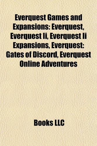9781155619545: Everquest Games and Expansions: Everquest