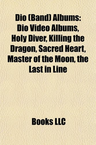 9781156015940: Dio (band) albums (Music Guide)