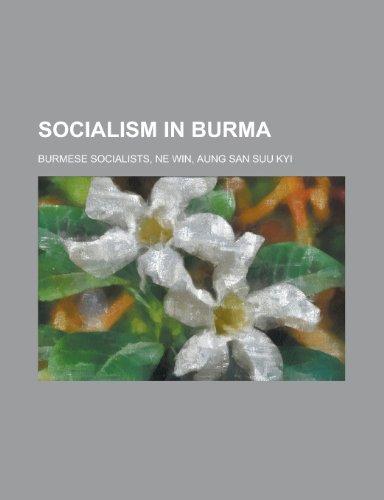 9781156018866: Socialism in Burma