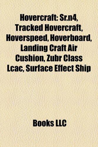 Hovercraft: Sr.n4, Tracked Hovercraft, Hoverspeed, Hoverboard, Landing
