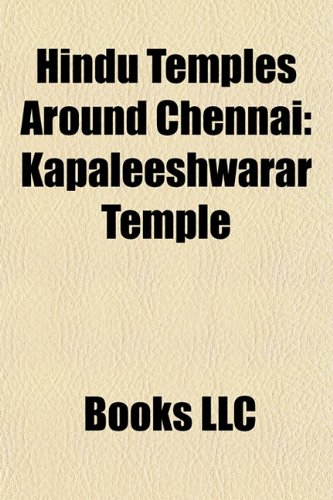 9781156333440: Hindu Temples Around Chennai