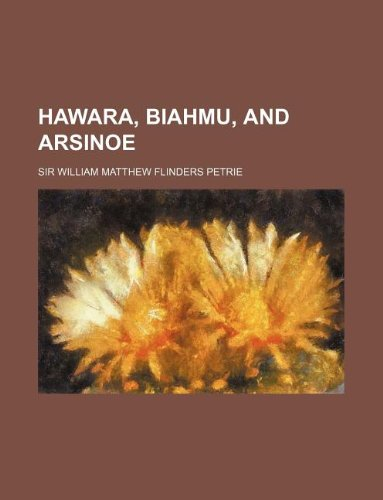 9781156355138: hawara, biahmu, and arsinoe