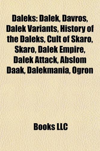 9781156436080: Daleks: Dalek Variants