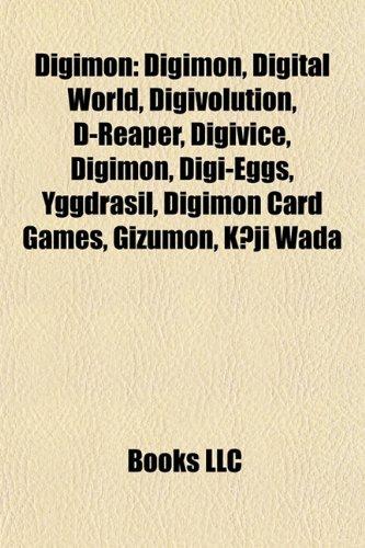 9781156440742: Digimon: Digital World, Digivolution, List of