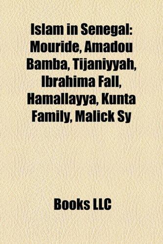 9781156507339: Islam in Senegal: Amadou Bamba