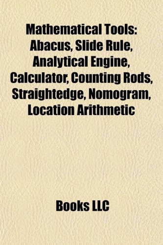 9781156528655: Mathematical Tools: Location Arithmetic