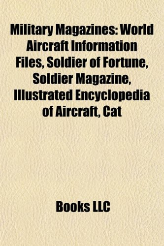 9781156535240: Military Magazines: World Aircraft Information Files