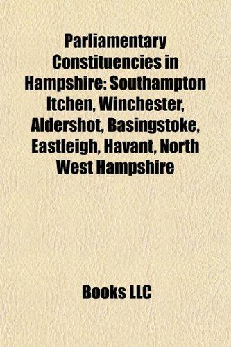 9781156560679: Parliamentary Constituencies in Hampshire