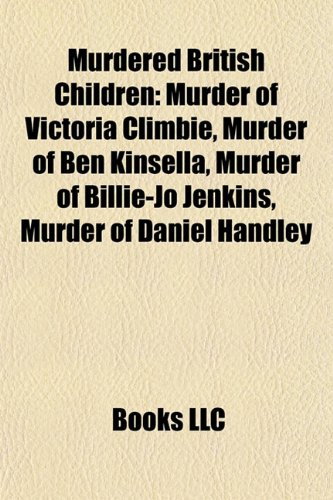Murdered British Children: Murder of Victoria Climbie