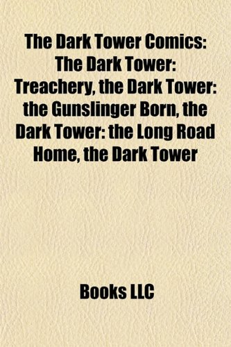 9781156903766: The Dark Tower Comics
