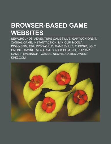 9781156917527: Browser-based game websites: Newgrounds