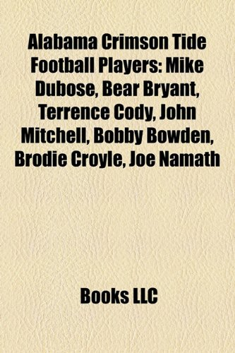 Alabama Crimson Tide football players - Source