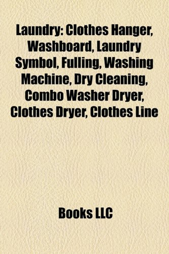 9781157000785: Laundry: Clothes hanger, Washboard, Laundry