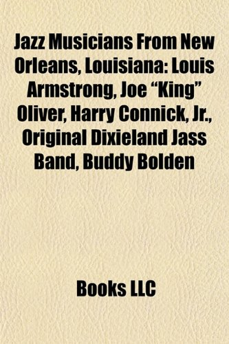 Jazz musicians from New Orleans, Louisiana