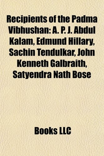 Recipients of the Padma Vibhushan: A. P.: Source Wikipedia