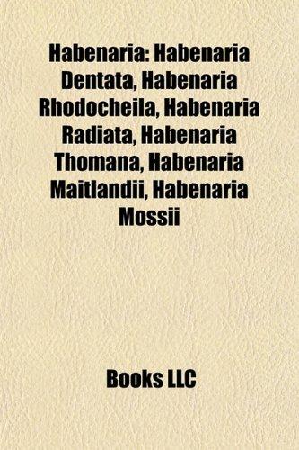 9781157103516: Habenaria Habenaria: Habenaria Dentata, Habenaria Rhodocheila, Habenaria Radiata, Habenaria Dentata, Habenaria Rhodocheila, Habenaria Radia
