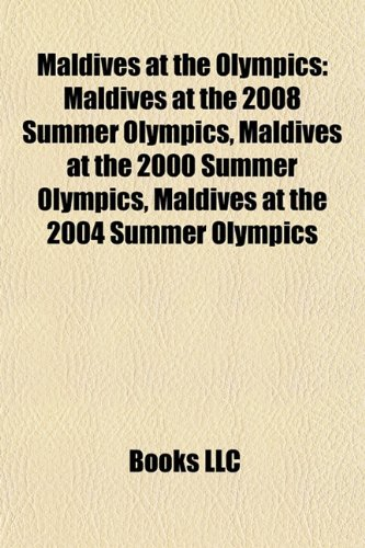 9781157378150: Maldives at the Olympics