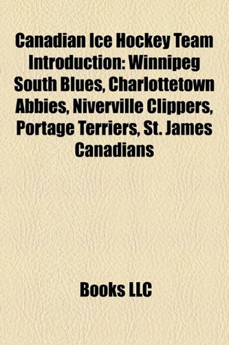 Canadian Ice Hockey Team Introduction: Victoria Grizzlies,: Source Wikipedia