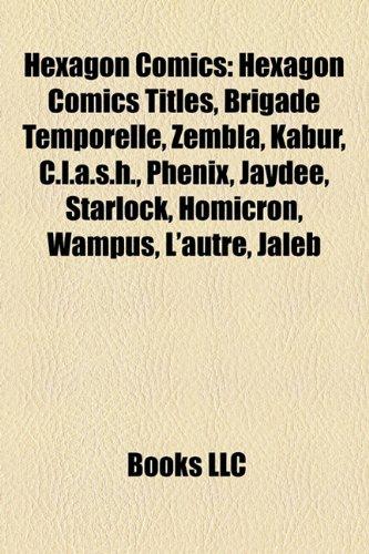 9781157849469: Hexagon Comics