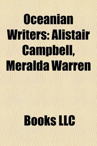 9781158132423: Oceanian writers: Australian writers, Fijian writers, French Polynesian writers, Kiribati writers, Nauruan writers, New Zealand writers