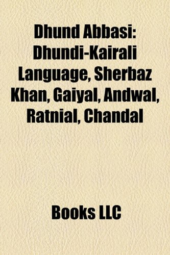 9781158559909: Dhund Abbasi