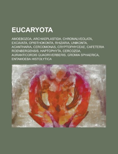 9781158962952: Eucaryota: Unikonta, Kamera Lens, Picobiliphyta, Orestovia, Nematothallus, Nematoplexus, Spongiophyton, Nematophyta, Pachytheca