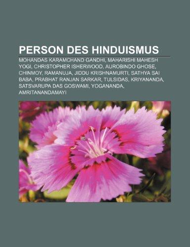 Person Des Hinduismus: Mohandas Karamchand Gandhi, Maharishi: Quelle Wikipedia