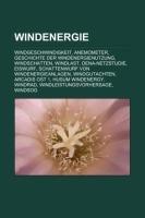 9781159349417: Windenergie