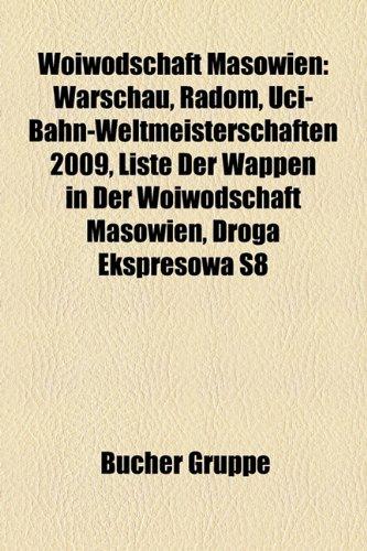 9781159354565: Woiwodschaft Masowien: Bauwerk in Der Woiwodschaft Masowien, Bildung Und Forschung in Der Woiwodschaft Masowien