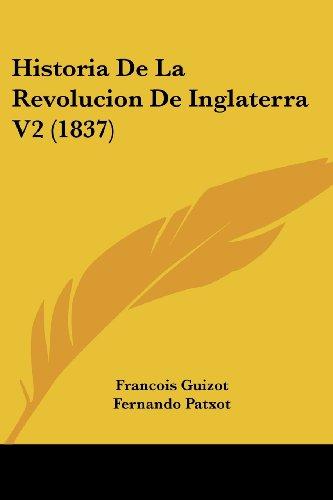 Historia De La Revolucion De Inglaterra V2
